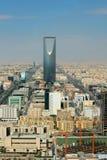 阿拉伯半岛全景利雅得沙特 免版税库存照片