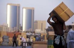 阿拉伯半岛酋长管辖区迪拜 免版税库存图片