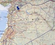 阿拉伯叙利亚共和国 库存图片