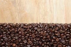 阿拉伯咖啡豆咖啡对的日起始时间 图库摄影
