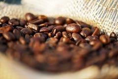 100%阿拉伯咖啡 库存照片