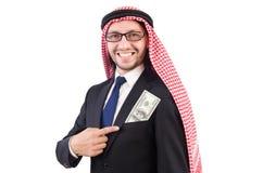 阿拉伯商人 图库摄影