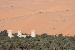 阿拉伯堡垒 免版税图库摄影