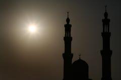 阿拉伯夜间 库存照片