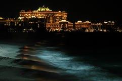 阿拉伯宫殿 库存图片