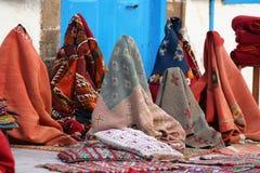 阿拉伯市场 图库摄影