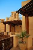阿拉伯房子 免版税图库摄影