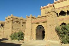 阿拉伯房子arcitecture 图库摄影