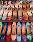 阿拉伯拖鞋 免版税库存照片
