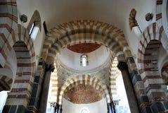 阿拉伯教会墨西拿 免版税库存图片