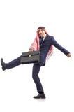 阿拉伯生意人 免版税库存照片