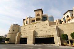 阿拉伯结构现代样式 免版税库存图片