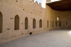 阿拉伯联合酋长国堡垒 库存照片