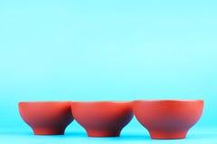 阿拉伯茶杯 免版税图库摄影