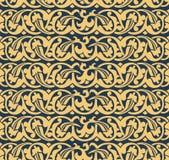 阿拉伯装饰品 库存照片