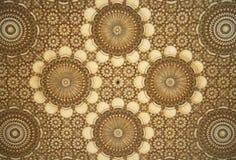 阿拉伯详细资料马赛克 免版税图库摄影
