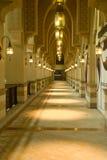 阿拉伯走廊 库存照片