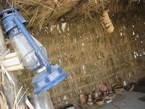 阿拉伯巴林传统室 库存图片