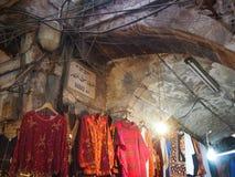 阿拉伯建筑学在耶路撒冷 免版税图库摄影