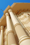 阿拉伯building1样式 免版税图库摄影
