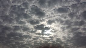 阿拉尼亚天空  库存照片