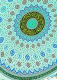 阿拉尼亚清真寺圆屋顶  免版税库存图片