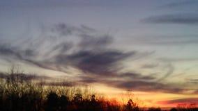 阿拉巴马天空 库存图片