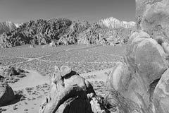 阿拉巴马小山,在复活节山脉 免版税图库摄影