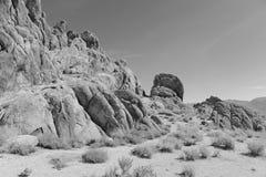 阿拉巴马小山,在复活节山脉 库存照片