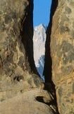 阿拉巴马小山, Mt.惠特尼,加州 免版税库存照片