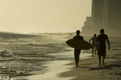 阿拉巴马海湾岸 库存图片