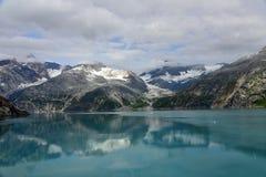阿拉斯加的反射 免版税库存图片