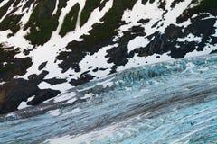 阿拉斯加的国家公园 库存照片