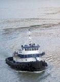 阿拉斯加的拖轮 图库摄影