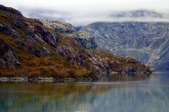 阿拉斯加的横向 免版税库存图片