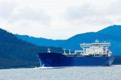 阿拉斯加的油 免版税库存照片