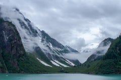 阿拉斯加的海湾 免版税库存图片