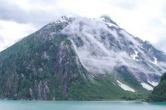 阿拉斯加的海湾 免版税图库摄影