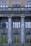 阿拉斯加的状态国会大厦 图库摄影
