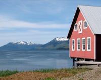 阿拉斯加的风景 图库摄影