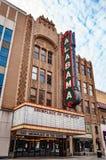 阿拉巴马剧院 免版税库存照片