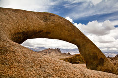 阿拉巴马小山曲拱,加利福尼亚 库存照片