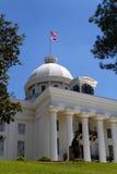 阿拉巴马州议会议场 免版税库存照片