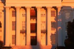 阿拉巴马,蒙加马利的状态国会大厦 免版税库存图片