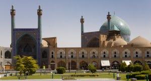 阿拉lotf清真寺回教族长 免版税库存照片