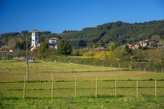 阿斯图里亚斯风景112 免版税库存图片