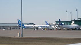 阿斯塔纳国际机场 影视素材