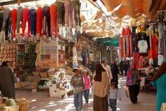 阿斯旺东方市场在埃及 免版税图库摄影