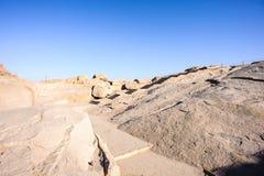 阿斯旺,埃及 图库摄影