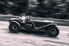 阿斯顿・马丁勒芒1933年 免版税库存图片